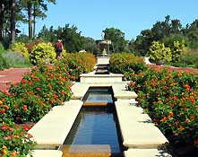 norfolk botanical garden fountain - Norfolk Botanical Garden
