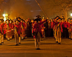 williamsburg fifes and drums